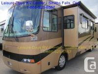 2004 Diesel Holiday Rambler Endeavor 40PDQ with 330 HP