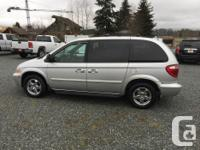 Make Dodge Model Caravan Year 2004 Colour Silver kms