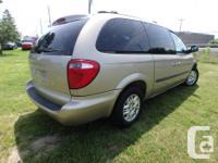 Make Dodge Model Caravan Year 2004 Colour Beige kms