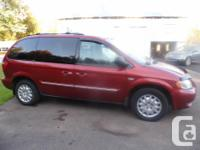 Make Dodge Model Caravan Year 2004 Colour red kms 180