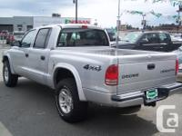 Make Dodge Model Dakota Year 2004 Colour Grey kms