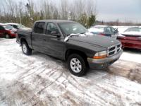 Make. Dodge. Version. Dakota. Year. 2004. kms. 133.