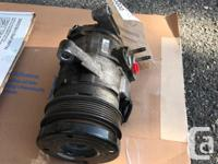 Used AC Air compressor purchased to replace but sold