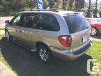 Make Dodge Model Caravan Year 2004 Colour Gold Metallic