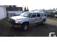 Make Dodge Version Dakota Year 2004 Colour Silver kms