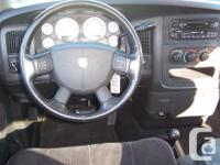 Make Dodge Model Ram 1500 Year 2004 Colour Grey kms