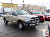 Khyber Motors ltd  2004 Dodge Ram 1500 4x4  TO SEE MORE