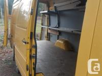 Make Dodge Model Sprinter Year 2004 Colour yellow kms