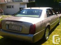 2004 CADILLAC DTS 181,000 KM THIS AUTOMOBILE IS LOADED