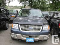 2004 FORD EXPEDTION EDDIE BAUER EDTION, 4X4, V-8,