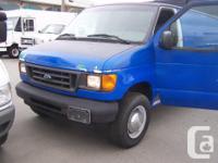 Make Ford Model E-350 Year 2004 Colour Blue kms 442000