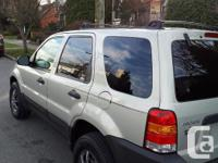 Make Ford Model Escape Year 2004 Trans Automatic kms