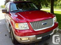 2004 Ford Expedition Eddie Bauer, automatic,  low