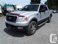 Make Ford Model F-150 Year 2004 Colour grey kms 239710