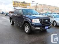 Khyber Motors LTD  2004 Ford F-150 4X4  TO SEE MORE