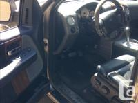 Trans Automatic Up forsale is a 2004 Ford F-150 lariat.