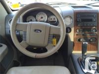 Make Ford Model F-150 Year 2004 Colour Tan kms 177378