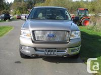 Make Ford Model F-150 Year 2004 Colour Brown kms