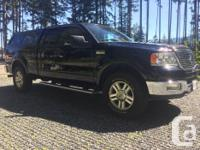 Make Ford Model F-150 Year 2004 Colour Black kms