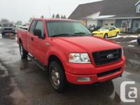 Make Ford Model F-150 Year 2004 Colour RED kms 148000
