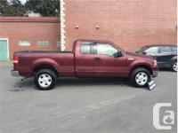 Make Ford Model F-150 Year 2004 Colour Red kms 179603