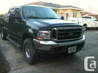 Maidstone, ON 2004 Ford F-250 Lariat This reliable and