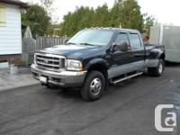 London, ON 2004 Ford F-350 Lariat Super Duty Dually