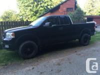 Make Ford Model F-150 Series Year 2004 Colour Black