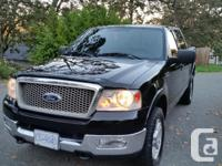 Make Ford Model F-150 SuperCrew Year 2004 Colour Black