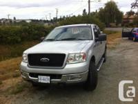 Make Ford Model F-150 Year 2004 Colour Silver Trans