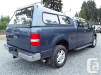 Make Ford Model F-150 Year 2004 Colour Blue Trans