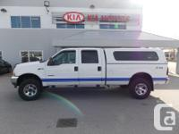 Trans Automatic This 2004 Ford F350 Super Duty XLT