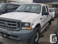 Make Ford Model F-350 Year 2004 Colour White kms