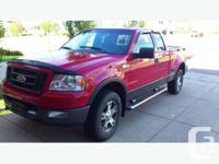 2004 Ford F-150 FX4 Flareside? Awesome looking truck