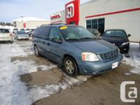 2004 Ford Freestar SE: ***AS TRADED SPECIAL*** This van