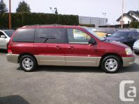 Make Ford Model Freestar Year 2004 Colour Red kms