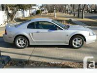 Lethbridge, AB 2004 Ford Mustang Coupe This fun to
