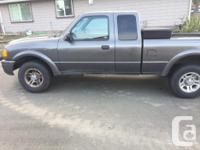 Make Ford Model Ranger Colour Grey Trans Automatic 2WD