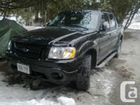 Solid Dependable 2004 Ford   certified about 1000km
