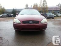 Make. Ford. Model. Taurus. Year. 2004. Colour.