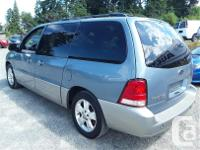 Make Ford Model Windstar Year 2004 Colour Blue kms