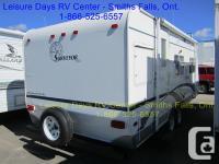 2004 Forest River Surveyor SV230 travel trailer for