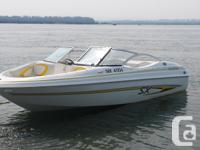 2004 Glastron 17' Bowrider SX Custom model. Awesome
