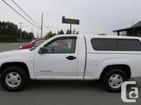Make GMC Model Canyon Year 2004 Colour WHITE kms 175
