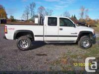Omemee, ON 2004 GMC Sierra 2500HD This reliable and