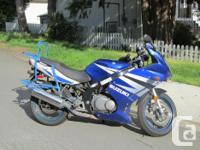 Make Suzuki Year 2004 kms 49900 2004 Suzuki GS500F