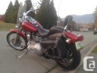 Make Harley Davidson Model Softtail Year 2004 kms