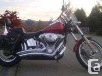 Make Harley Davidson kms 63324 Twin 88 with windshield,