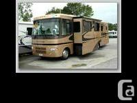 2004 Holiday Rambler Vacationer, 36 feet, only 14650