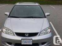 2004 Honda Civic  Fun, Sporty Fully loaded Honda Civic